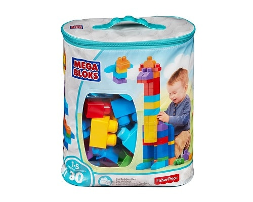 Mega Blocks Building Bag