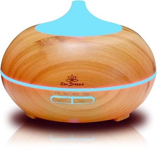 Zen Breeze, Essential Oil Diffuser