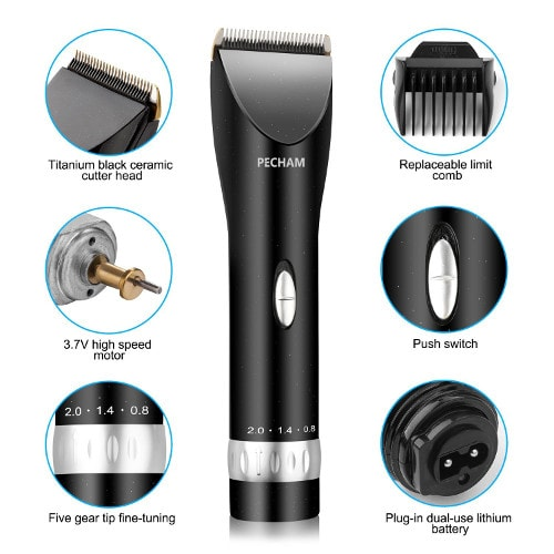 Best Cordless Clipper Set