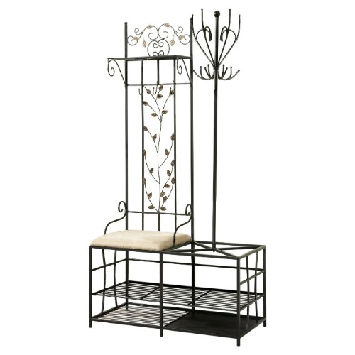 Strange Entryway Bench And Coat Rack Set 2019 With Storage Machost Co Dining Chair Design Ideas Machostcouk