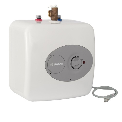 Bosch Tronic 3000 T under sink instant hot water heater